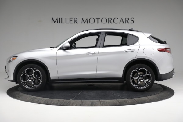 New 2019 Alfa Romeo Stelvio Ti Sport Q4 for sale $52,640 at Maserati of Greenwich in Greenwich CT 06830 3