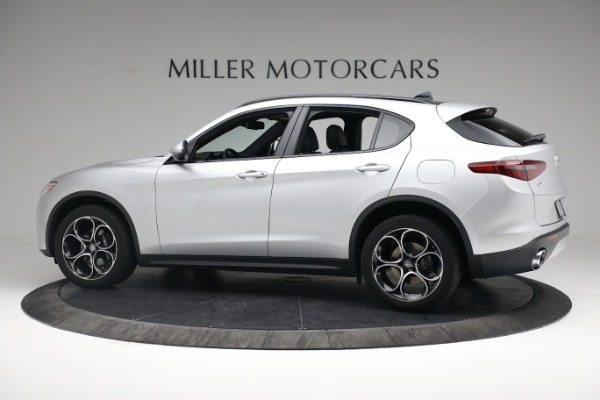 New 2019 Alfa Romeo Stelvio Ti Sport Q4 for sale $52,640 at Maserati of Greenwich in Greenwich CT 06830 4