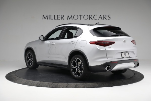 New 2019 Alfa Romeo Stelvio Ti Sport Q4 for sale $52,640 at Maserati of Greenwich in Greenwich CT 06830 5
