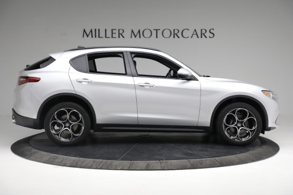 New 2019 Alfa Romeo Stelvio Ti Sport Q4 for sale $52,640 at Maserati of Greenwich in Greenwich CT 06830 6