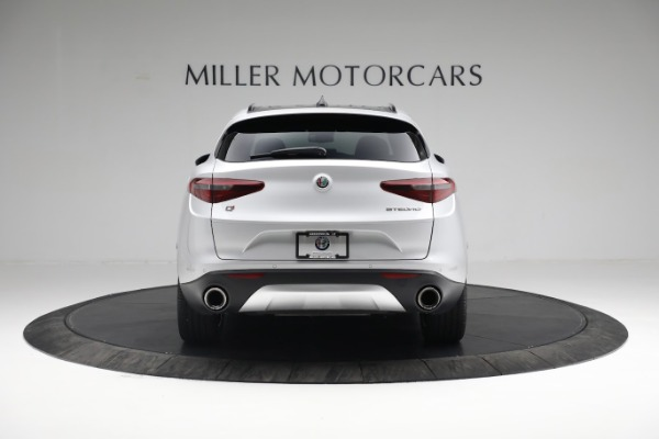 New 2019 Alfa Romeo Stelvio Ti Sport Q4 for sale $52,640 at Maserati of Greenwich in Greenwich CT 06830 7