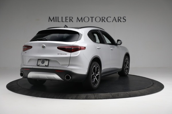 New 2019 Alfa Romeo Stelvio Ti Sport Q4 for sale $52,640 at Maserati of Greenwich in Greenwich CT 06830 9