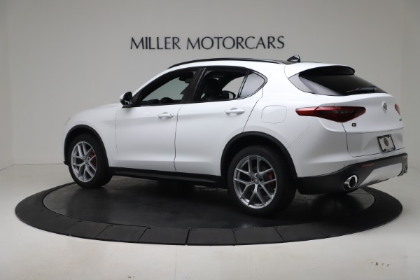 New 2019 Alfa Romeo Stelvio Ti Sport Q4 for sale $52,140 at Maserati of Greenwich in Greenwich CT 06830 4