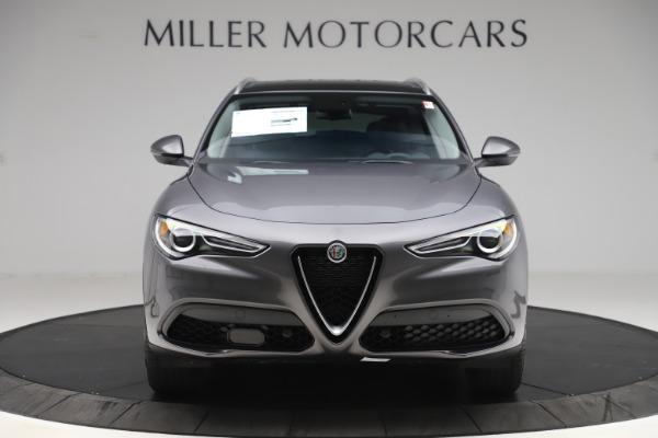 New 2019 Alfa Romeo Stelvio Ti Q4 for sale $51,090 at Maserati of Greenwich in Greenwich CT 06830 12