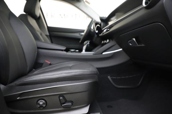 New 2019 Alfa Romeo Stelvio Ti Q4 for sale $51,090 at Maserati of Greenwich in Greenwich CT 06830 23