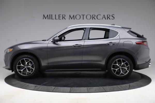 New 2019 Alfa Romeo Stelvio Ti Q4 for sale $51,090 at Maserati of Greenwich in Greenwich CT 06830 3