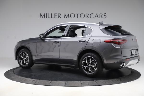 New 2019 Alfa Romeo Stelvio Ti Q4 for sale $51,090 at Maserati of Greenwich in Greenwich CT 06830 4