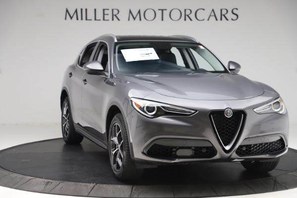 New 2019 Alfa Romeo Stelvio Ti Q4 for sale $51,090 at Maserati of Greenwich in Greenwich CT 06830 11