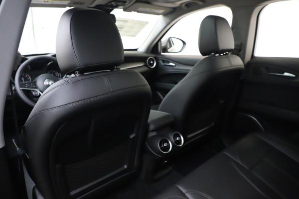 New 2019 Alfa Romeo Stelvio Ti Q4 for sale $51,090 at Maserati of Greenwich in Greenwich CT 06830 20