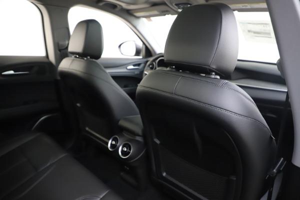 New 2019 Alfa Romeo Stelvio Ti Q4 for sale $51,090 at Maserati of Greenwich in Greenwich CT 06830 28