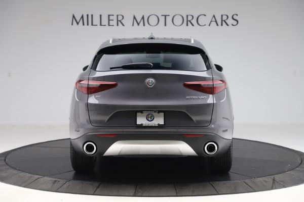 New 2019 Alfa Romeo Stelvio Ti Q4 for sale $51,090 at Maserati of Greenwich in Greenwich CT 06830 6