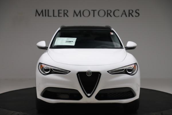 New 2019 Alfa Romeo Stelvio Ti Q4 for sale $51,490 at Maserati of Greenwich in Greenwich CT 06830 12