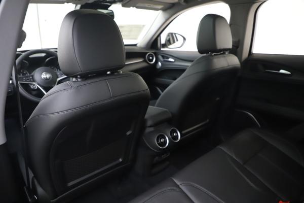 New 2019 Alfa Romeo Stelvio Ti Q4 for sale $51,490 at Maserati of Greenwich in Greenwich CT 06830 20