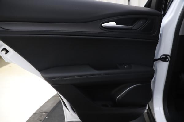 New 2019 Alfa Romeo Stelvio Ti Q4 for sale $51,490 at Maserati of Greenwich in Greenwich CT 06830 21