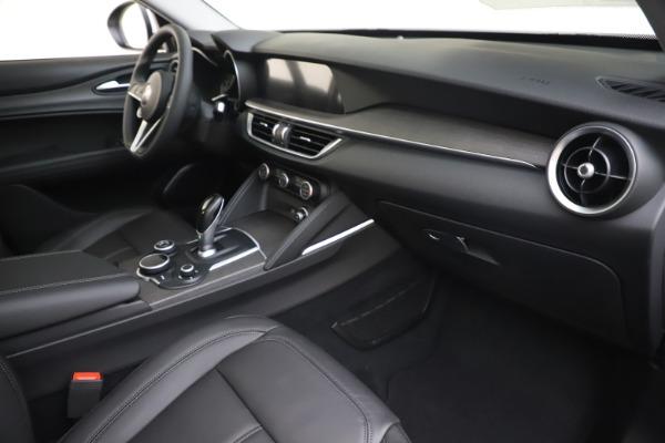 New 2019 Alfa Romeo Stelvio Ti Q4 for sale Sold at Maserati of Greenwich in Greenwich CT 06830 22