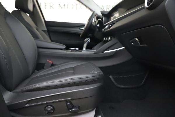 New 2019 Alfa Romeo Stelvio Ti Q4 for sale $51,490 at Maserati of Greenwich in Greenwich CT 06830 23