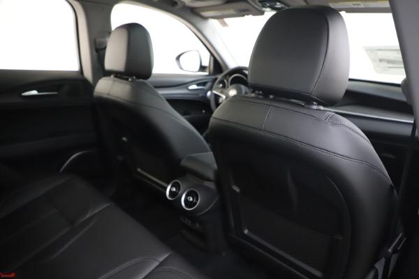 New 2019 Alfa Romeo Stelvio Ti Q4 for sale $51,490 at Maserati of Greenwich in Greenwich CT 06830 28