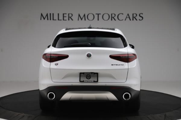 New 2019 Alfa Romeo Stelvio Ti Q4 for sale $51,490 at Maserati of Greenwich in Greenwich CT 06830 6