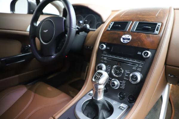 Used 2012 Aston Martin V12 Vantage Coupe for sale $115,900 at Maserati of Greenwich in Greenwich CT 06830 17