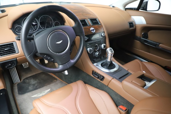 Used 2012 Aston Martin V12 Vantage Coupe for sale $115,900 at Maserati of Greenwich in Greenwich CT 06830 18