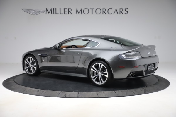 Used 2012 Aston Martin V12 Vantage Coupe for sale $115,900 at Maserati of Greenwich in Greenwich CT 06830 3