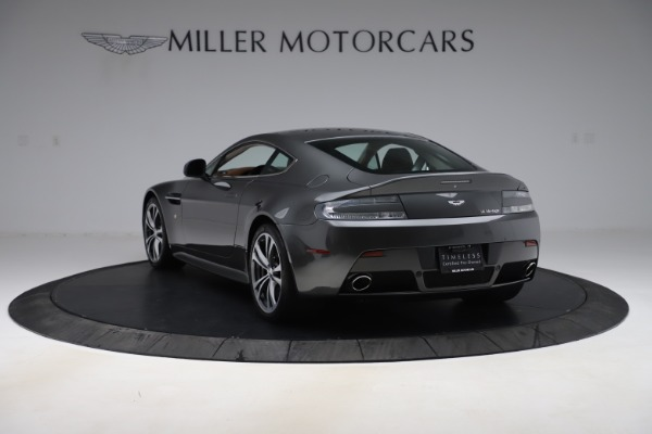Used 2012 Aston Martin V12 Vantage Coupe for sale $115,900 at Maserati of Greenwich in Greenwich CT 06830 4
