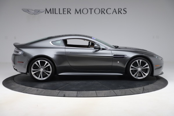 Used 2012 Aston Martin V12 Vantage Coupe for sale $115,900 at Maserati of Greenwich in Greenwich CT 06830 8