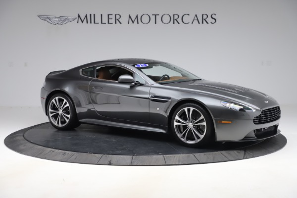 Used 2012 Aston Martin V12 Vantage Coupe for sale $115,900 at Maserati of Greenwich in Greenwich CT 06830 9