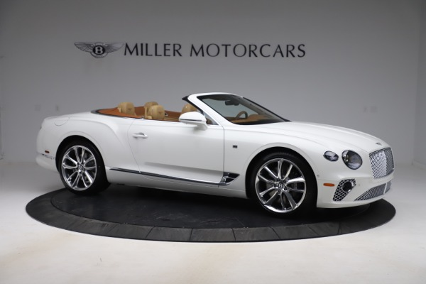 New 2020 Bentley Continental GTC V8 for sale $279,560 at Maserati of Greenwich in Greenwich CT 06830 10