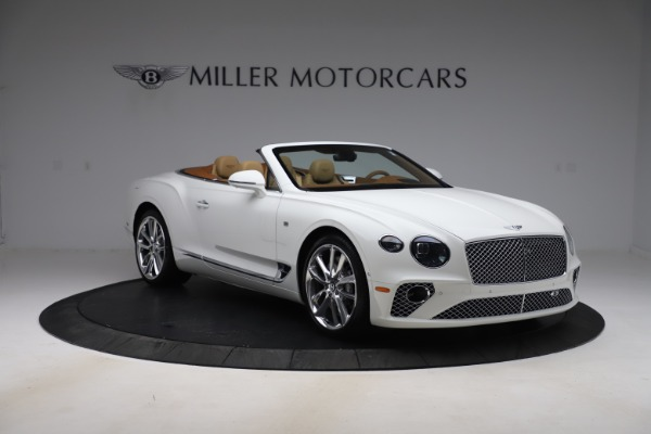 New 2020 Bentley Continental GTC V8 for sale $279,560 at Maserati of Greenwich in Greenwich CT 06830 11