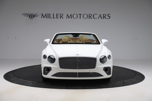 New 2020 Bentley Continental GTC V8 for sale $279,560 at Maserati of Greenwich in Greenwich CT 06830 12