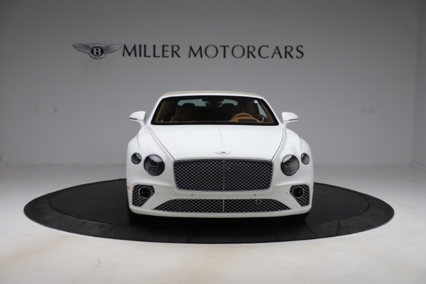New 2020 Bentley Continental GTC V8 for sale $279,560 at Maserati of Greenwich in Greenwich CT 06830 13
