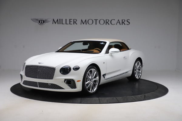 New 2020 Bentley Continental GTC V8 for sale $279,560 at Maserati of Greenwich in Greenwich CT 06830 14