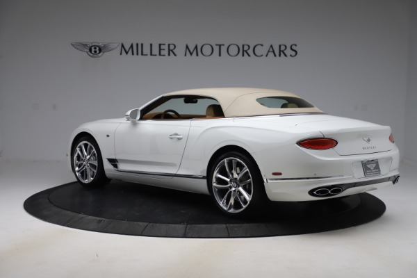 New 2020 Bentley Continental GTC V8 for sale $279,560 at Maserati of Greenwich in Greenwich CT 06830 16