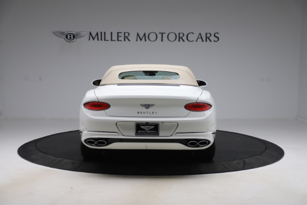 New 2020 Bentley Continental GTC V8 for sale $279,560 at Maserati of Greenwich in Greenwich CT 06830 17