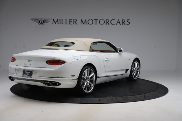 New 2020 Bentley Continental GTC V8 for sale $279,560 at Maserati of Greenwich in Greenwich CT 06830 18