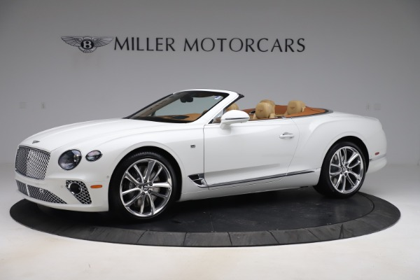 New 2020 Bentley Continental GTC V8 for sale $279,560 at Maserati of Greenwich in Greenwich CT 06830 2