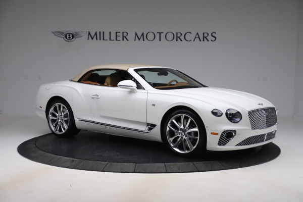New 2020 Bentley Continental GTC V8 for sale $279,560 at Maserati of Greenwich in Greenwich CT 06830 20