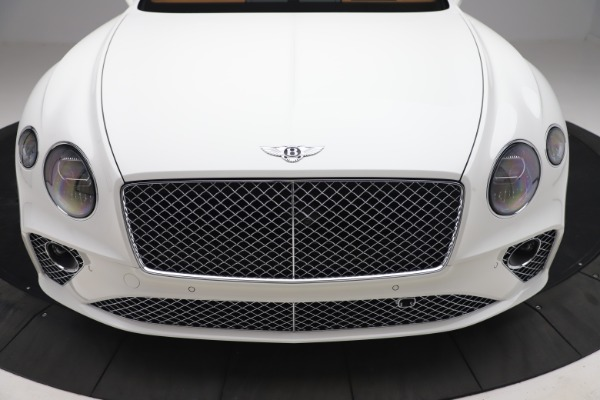 New 2020 Bentley Continental GTC V8 for sale $279,560 at Maserati of Greenwich in Greenwich CT 06830 22