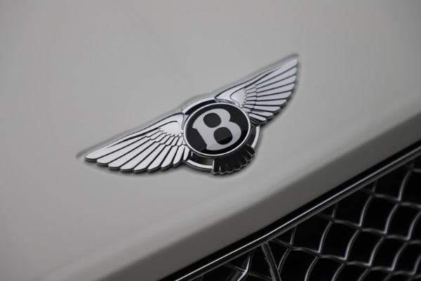 New 2020 Bentley Continental GTC V8 for sale $279,560 at Maserati of Greenwich in Greenwich CT 06830 23