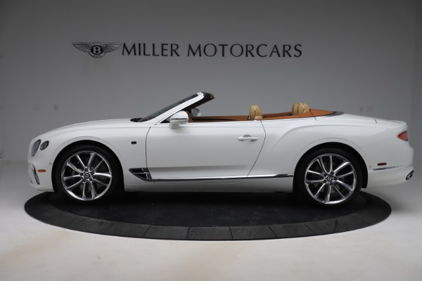 New 2020 Bentley Continental GTC V8 for sale $279,560 at Maserati of Greenwich in Greenwich CT 06830 3