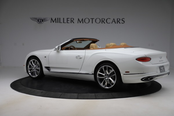 New 2020 Bentley Continental GTC V8 for sale $279,560 at Maserati of Greenwich in Greenwich CT 06830 4