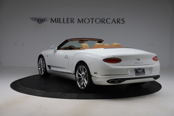 New 2020 Bentley Continental GTC V8 for sale $279,560 at Maserati of Greenwich in Greenwich CT 06830 5