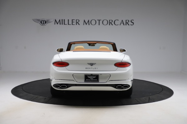 New 2020 Bentley Continental GTC V8 for sale $279,560 at Maserati of Greenwich in Greenwich CT 06830 6