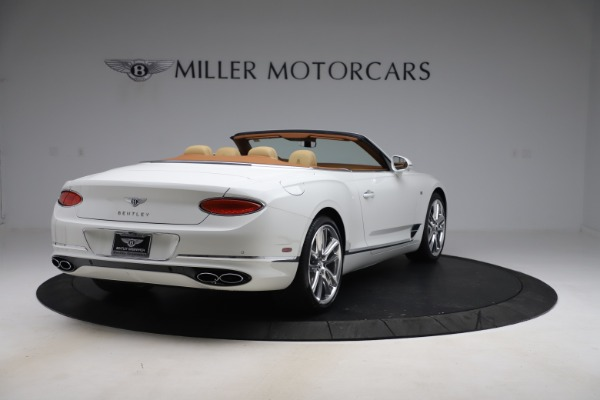 New 2020 Bentley Continental GTC V8 for sale $279,560 at Maserati of Greenwich in Greenwich CT 06830 7