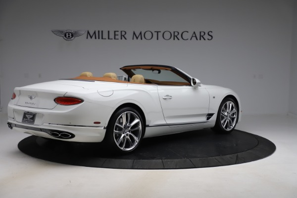 New 2020 Bentley Continental GTC V8 for sale $279,560 at Maserati of Greenwich in Greenwich CT 06830 8