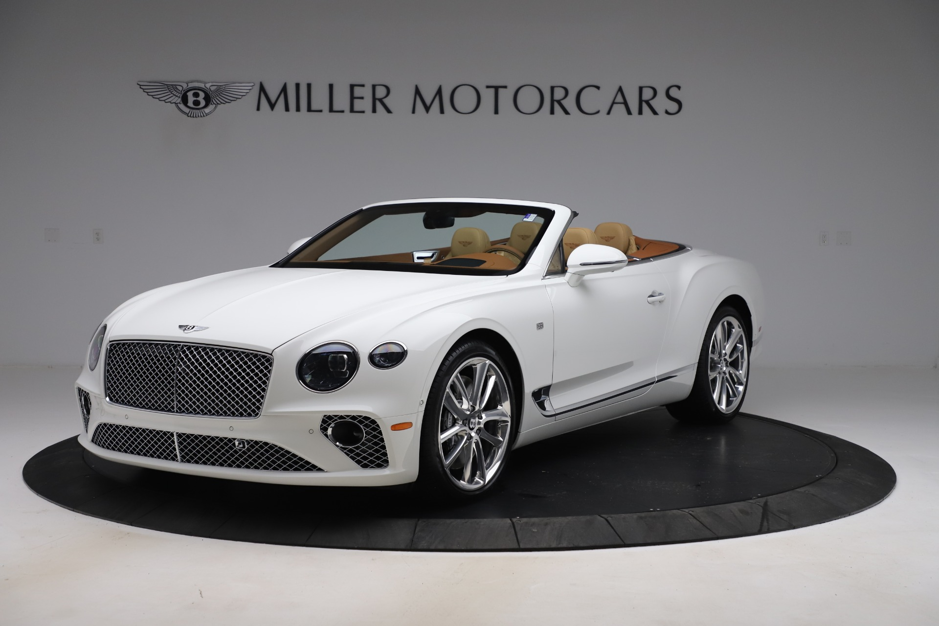 New 2020 Bentley Continental GTC V8 for sale $279,560 at Maserati of Greenwich in Greenwich CT 06830 1