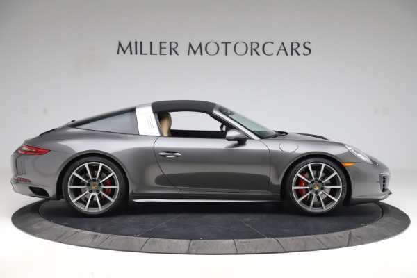 Used 2017 Porsche 911 Targa 4S for sale $123,900 at Maserati of Greenwich in Greenwich CT 06830 16