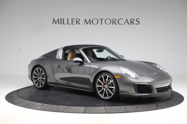 Used 2017 Porsche 911 Targa 4S for sale $123,900 at Maserati of Greenwich in Greenwich CT 06830 17