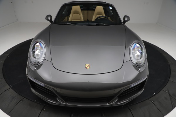 Used 2017 Porsche 911 Targa 4S for sale $123,900 at Maserati of Greenwich in Greenwich CT 06830 19